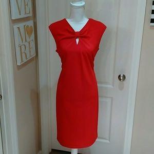 NWOT Tahari Bodycon Dress Sz 14